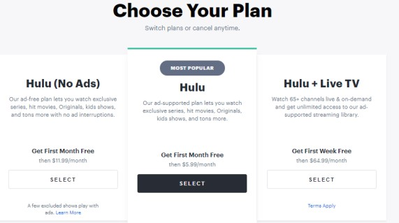 How to remove ads from Hulu
